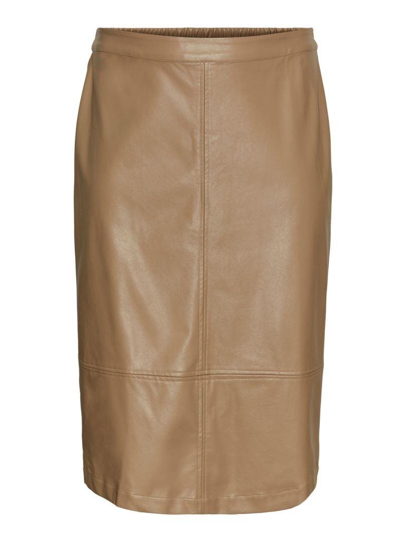 Laura Coated Skirt