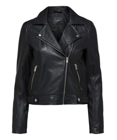 Katty Leather Jacket