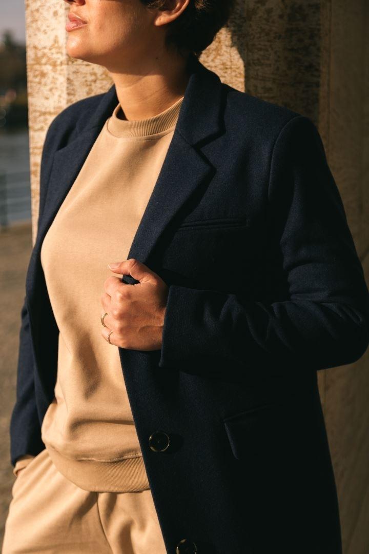 Elina Wool Coat