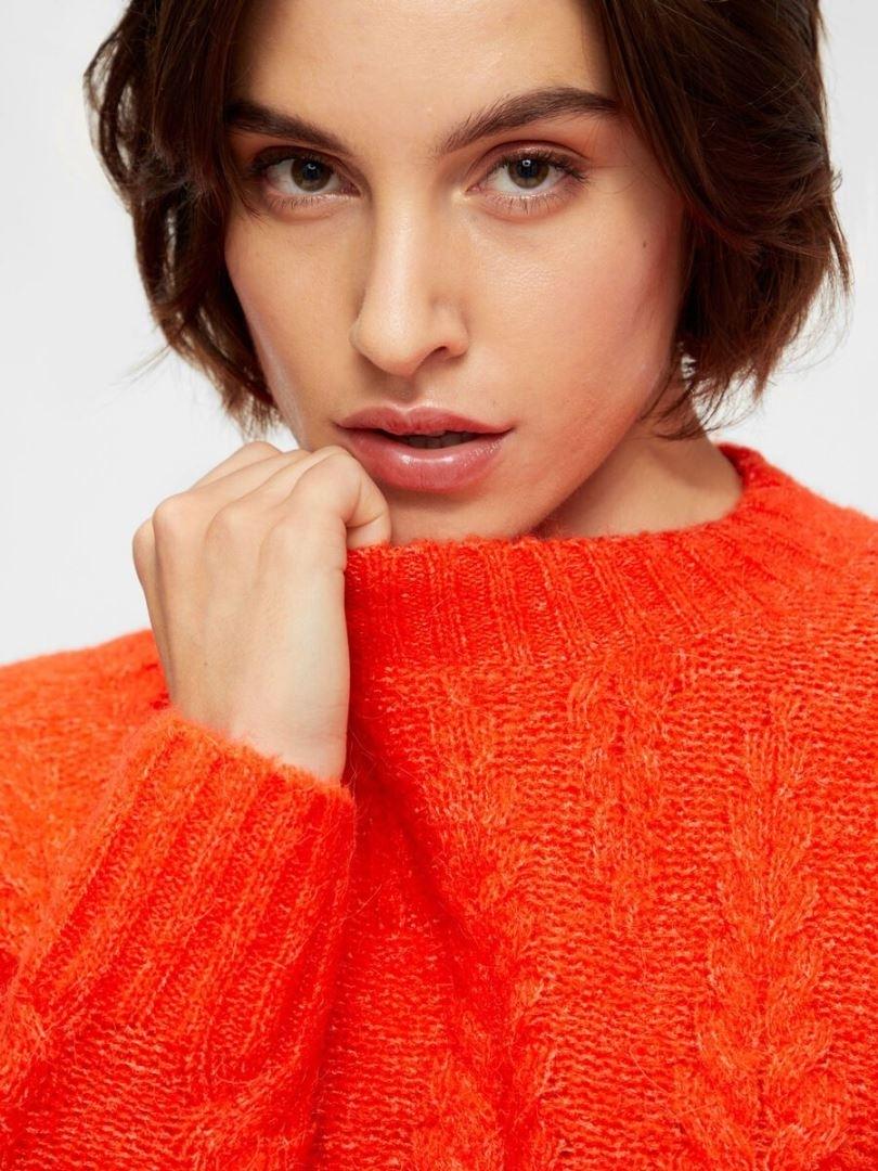 Yasori Ls Knit Pullover