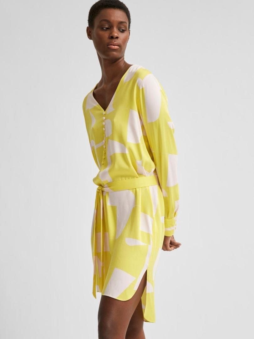 Cilli - Dynella Ls Short Dress