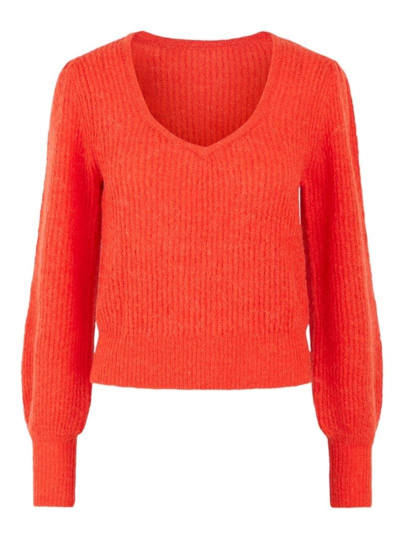 Yasdaphne LS Knit Pullover