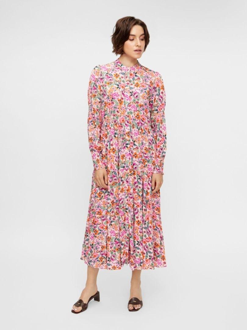 Yasalira LS Long Dress