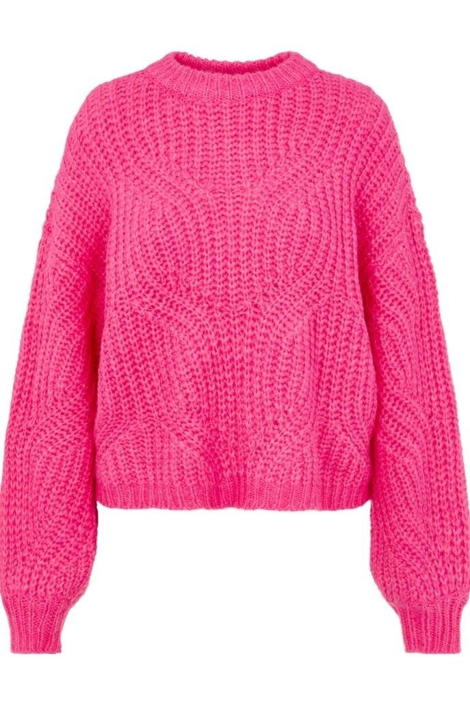 Yasverona LS Knit Pullover