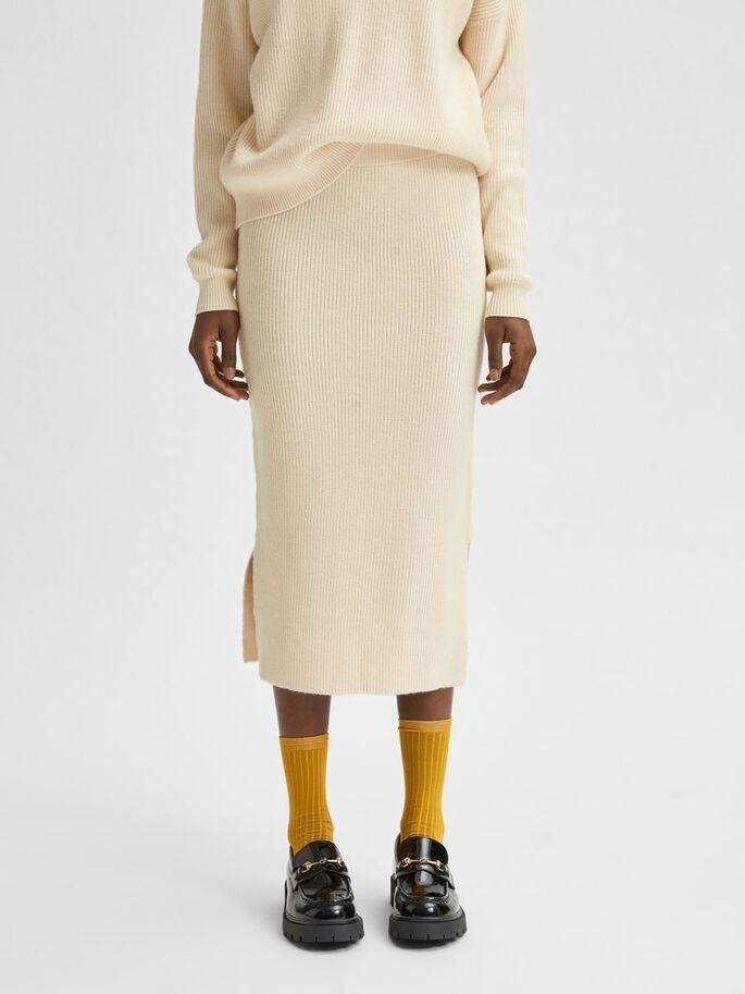Alona Hw Knit Skirt