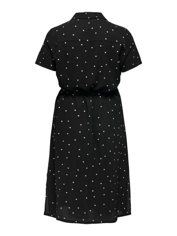 Luxmila Calf Dress