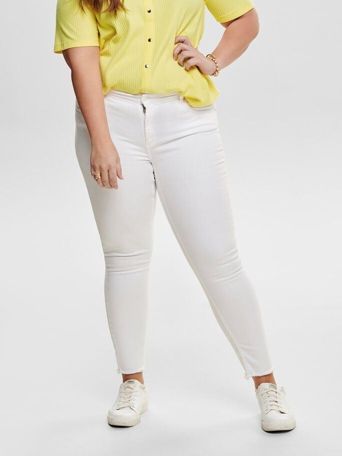 Willy Ankle Jeans
