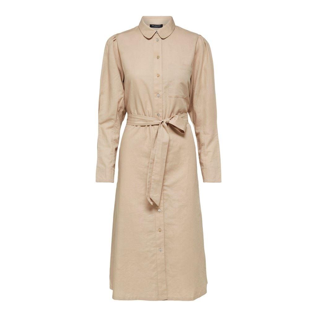 Sybilla - Florenta LS midi Dress