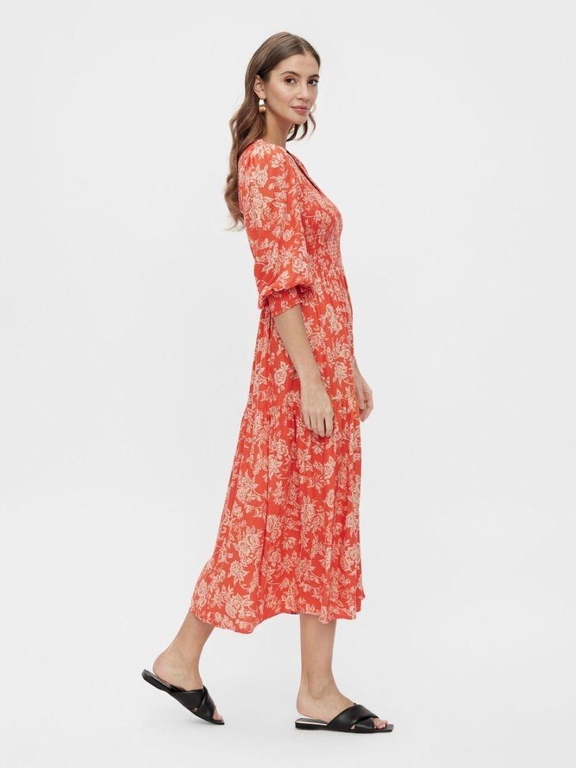 Yasmanish 3/4 Ankle Dress
