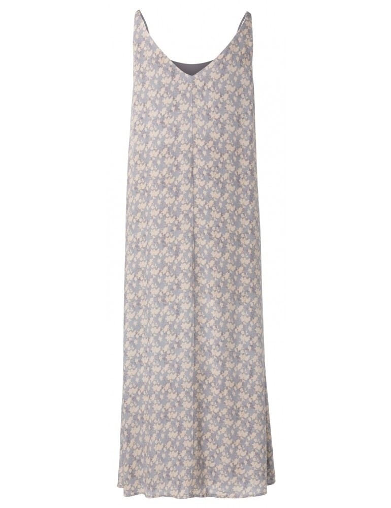 Woven Dress With Floral Print