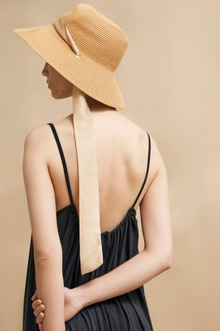 Finia Midi Strap Dress