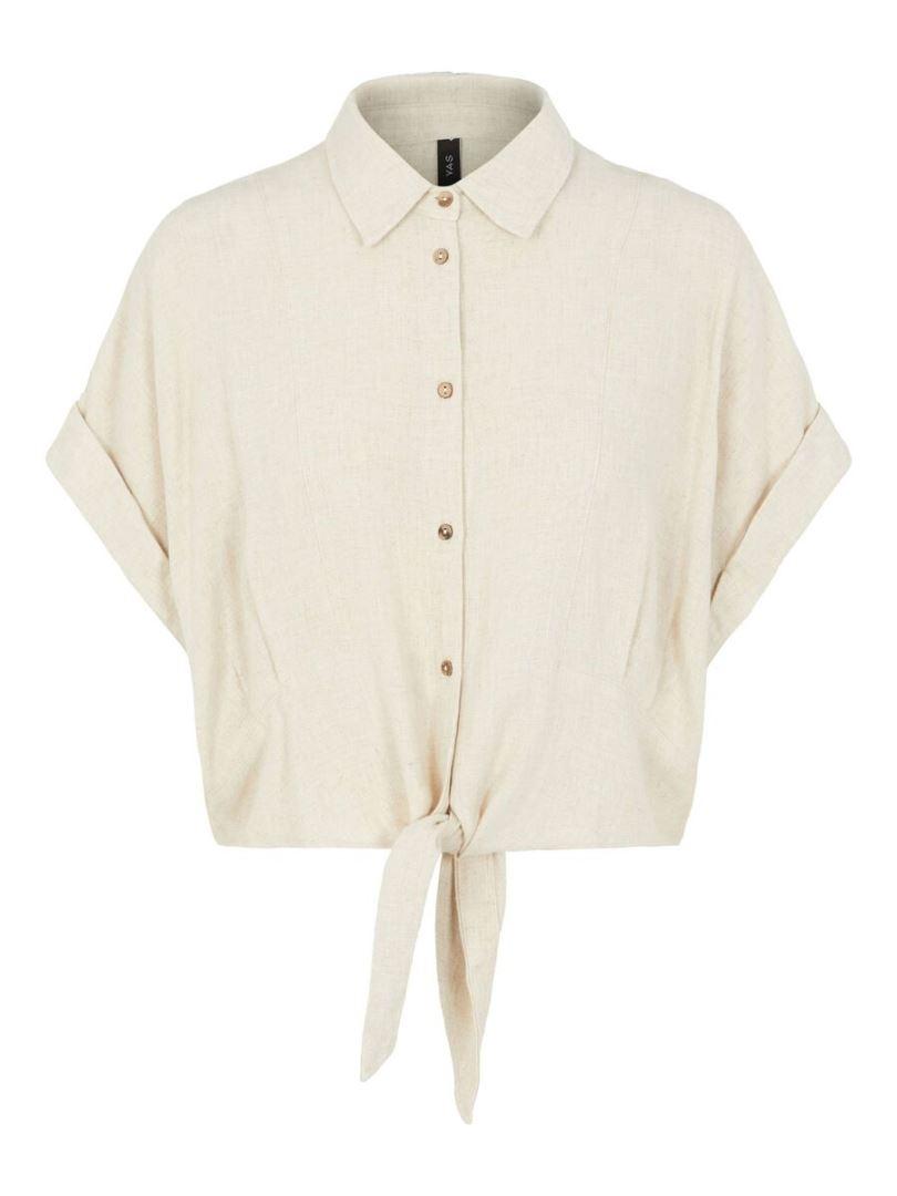 Yasviro SS Tie Shirt