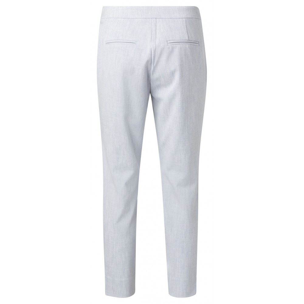 Tailored Trousers With Splits