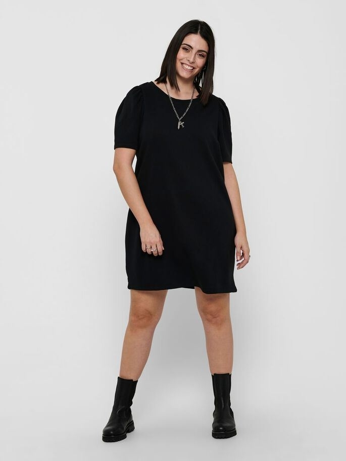 Dina Neck Dress