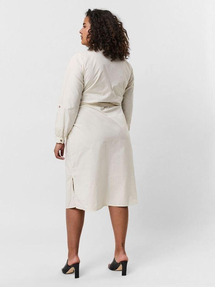 Ulle Shirt Dress