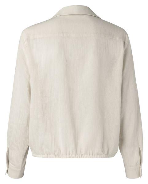 Faux Wrap Top in Cotton