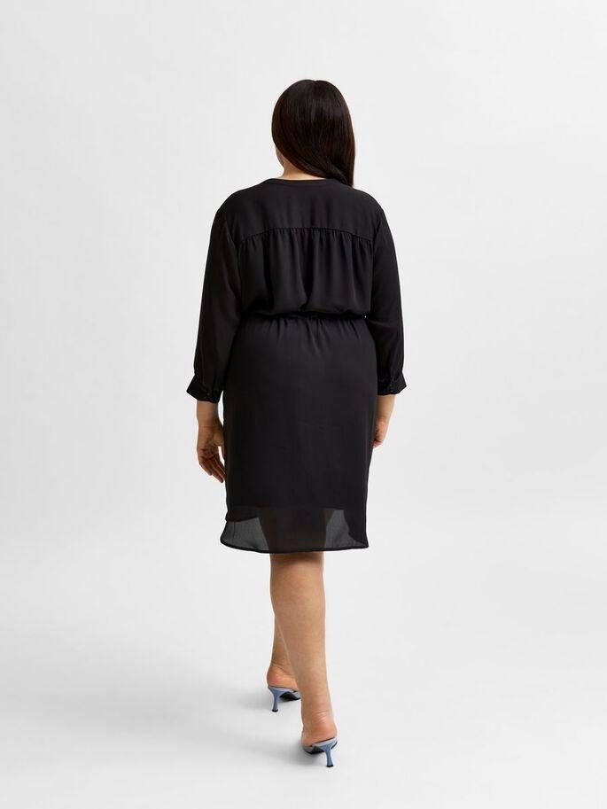 amina 7/8 dress