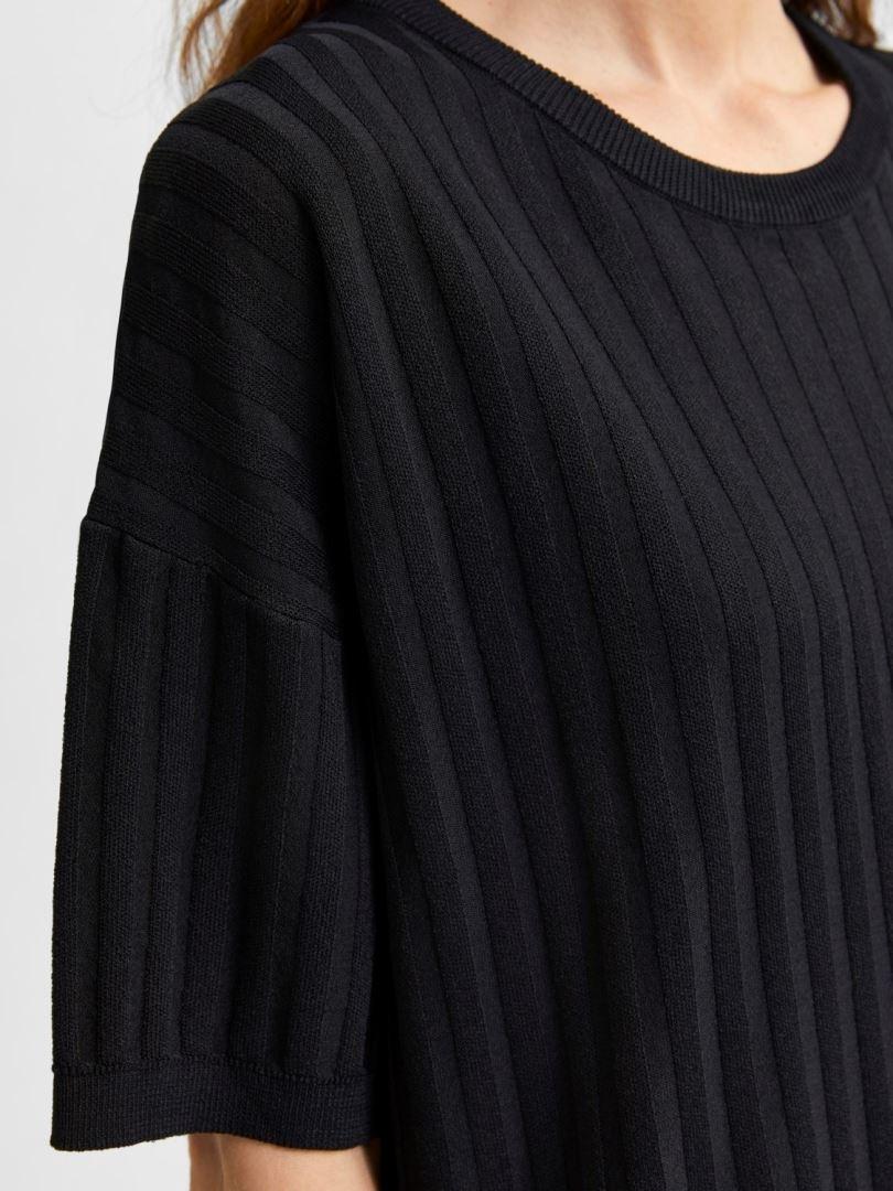 Nancy SS Knit Top