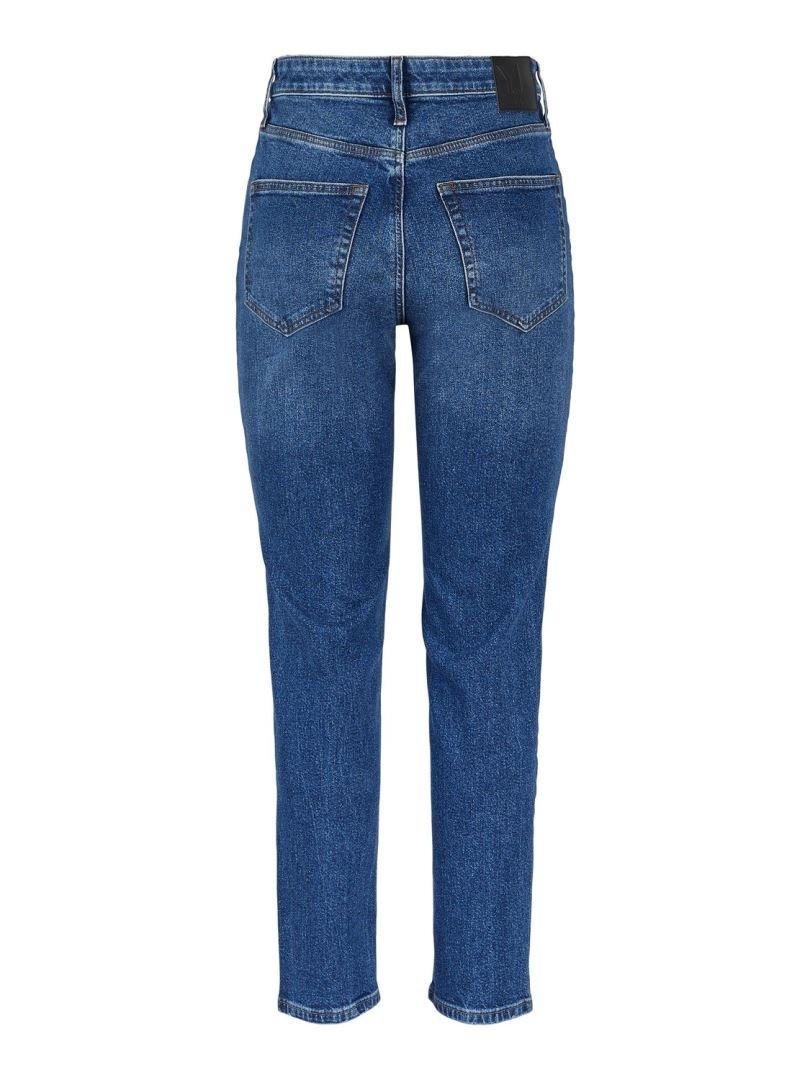 Zeo Girlfriend Ankle Jeans