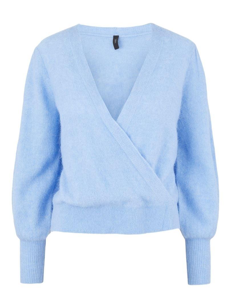 Vista LS Knit Pullover
