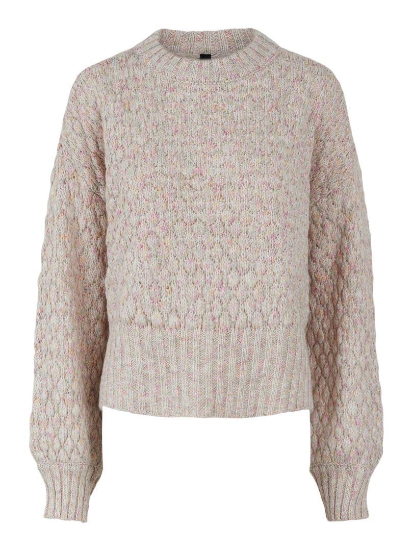 Exa LS Knit Pullover