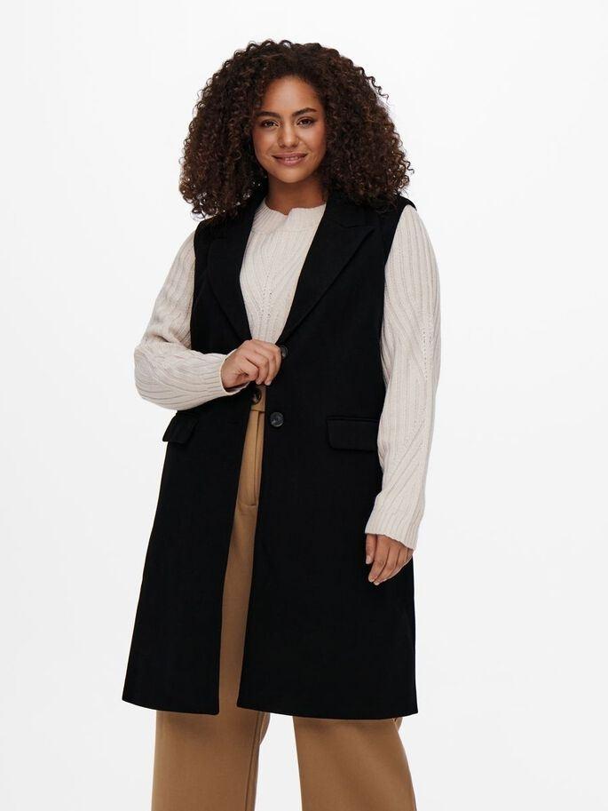 Caremma knee waistcoat