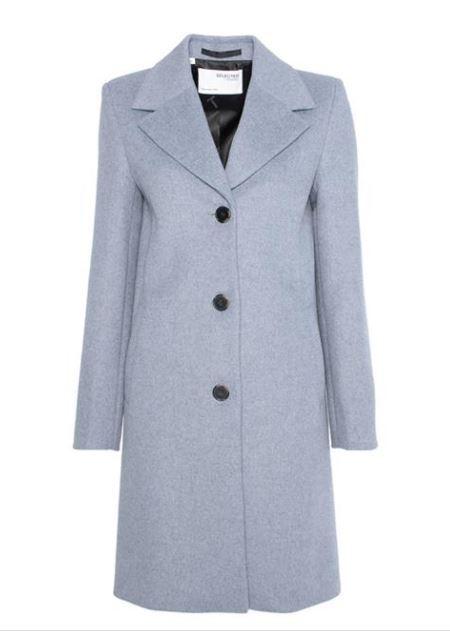 New Sasja Wool coat