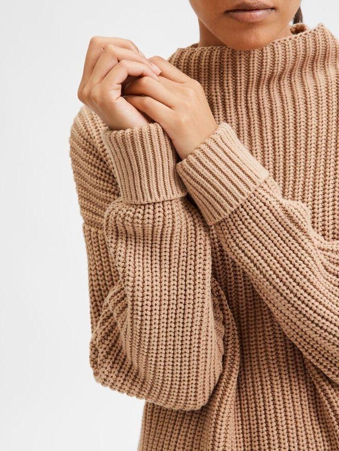 Selma LS Knit Pullover