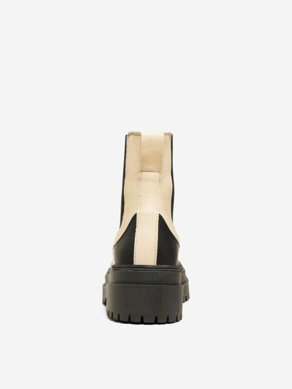 Asta Chunky Chelsea Boot