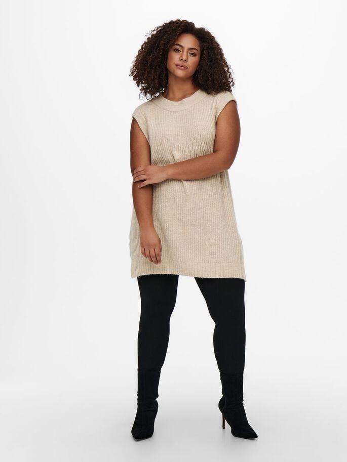 Karin Long Vest Knit
