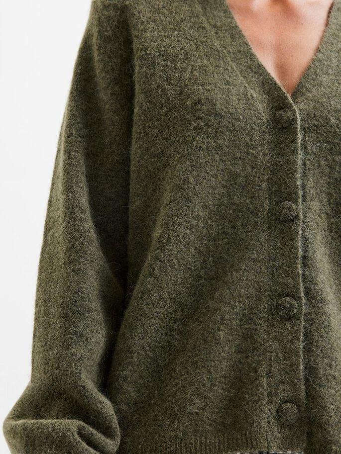 Sif Kaya LS Knit Cardigan