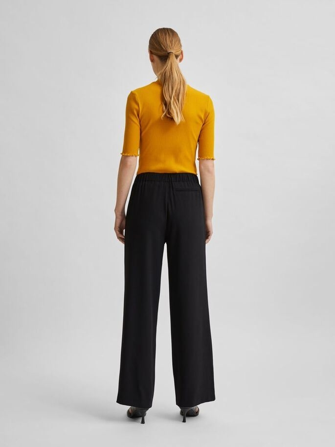 Tinni Relaxed MW Wide Pant