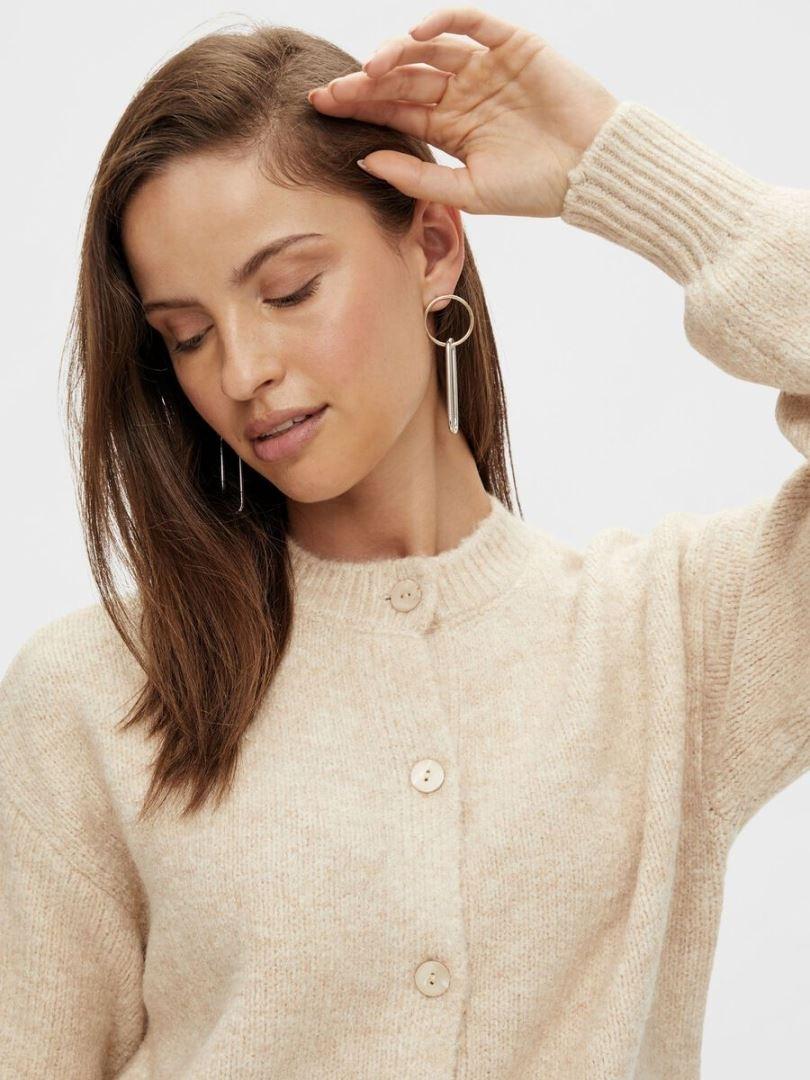 Yasfino LS Knit Cardigan