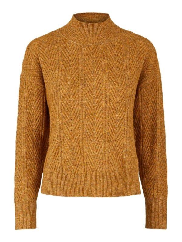 Yasbrenda LS Knit Pullover