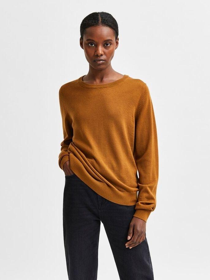 Magda Wool LS Knit