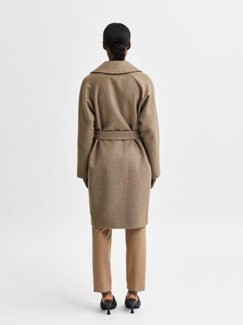 Milan Wool Coat